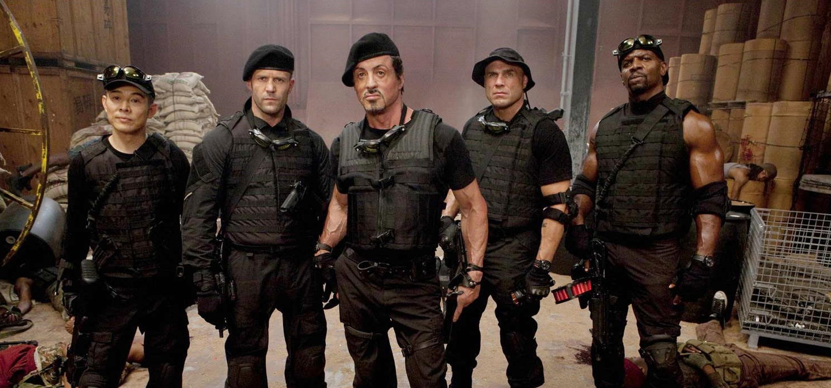 the expendables 2 cast - photo #18